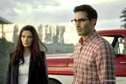 Superman & Lois on WarnerTV