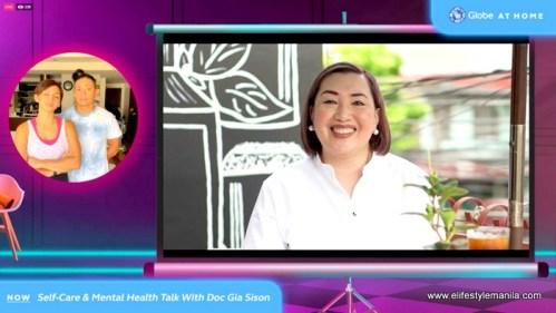 Globe at Home reinvent wellness