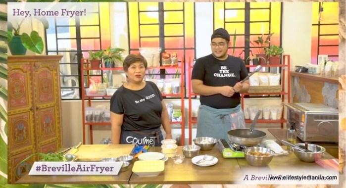 Breville Home Fryer