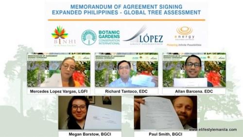 BGCI and EDC partnership