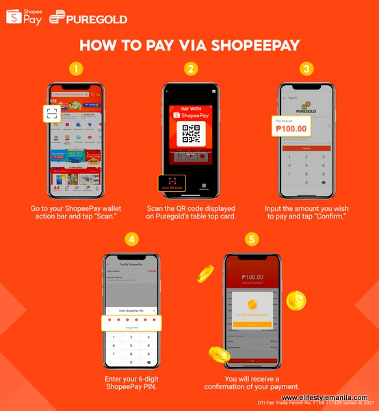 Shopee partners with Puregold