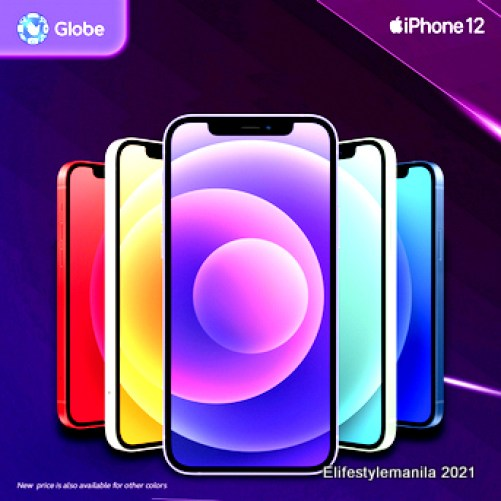 Globe iPhone 12 plan