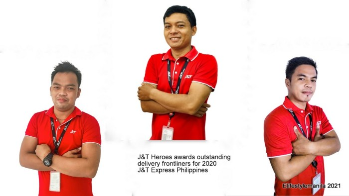 J&T Express Philippines