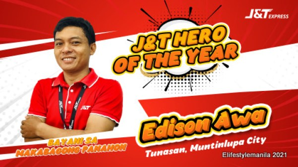 J&T Philippines Heroes Awards