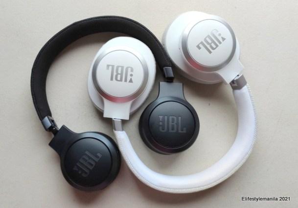 JBL Live 460NC and JBL Live 660NC