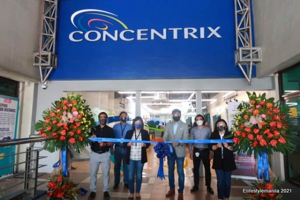 Concentrix work at home