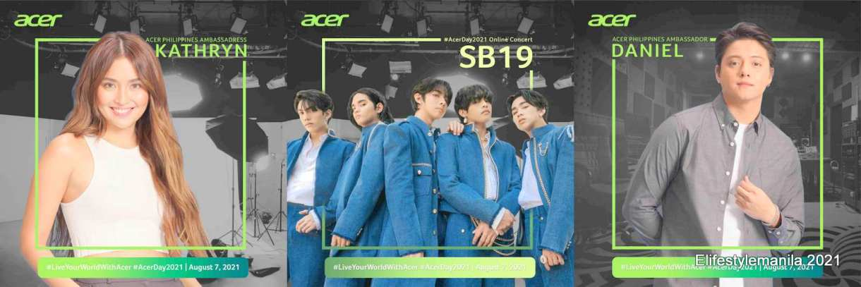 Acer Day on August 7