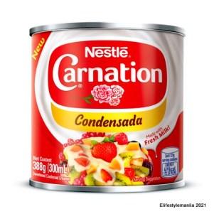 nestle carnation condensada