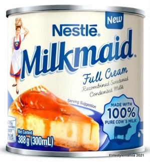 Nestle milkmaid full cream