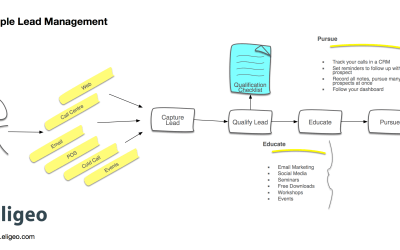 Simple Lead Management Process