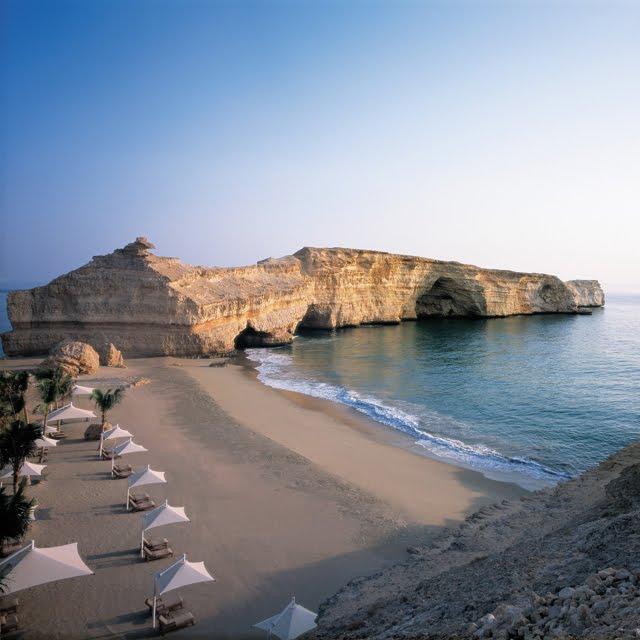 Shangri-Las Barr Al Jissah Resort, Oman