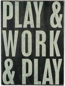 Primitives Kathy Play Work