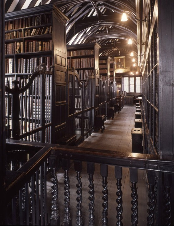 Chetham?s Library, Manchester, England