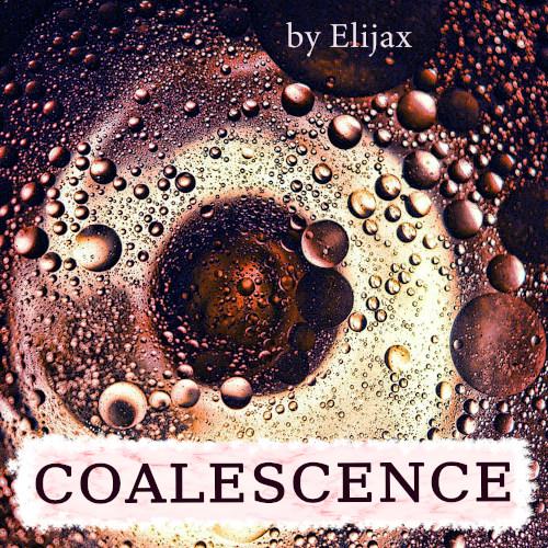 Coalescence by Elijax, image art by Emy Bernecoli