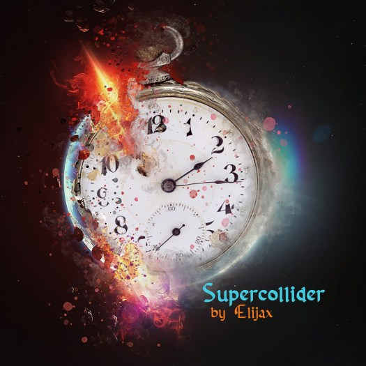 Supercollider (single) by Elijax