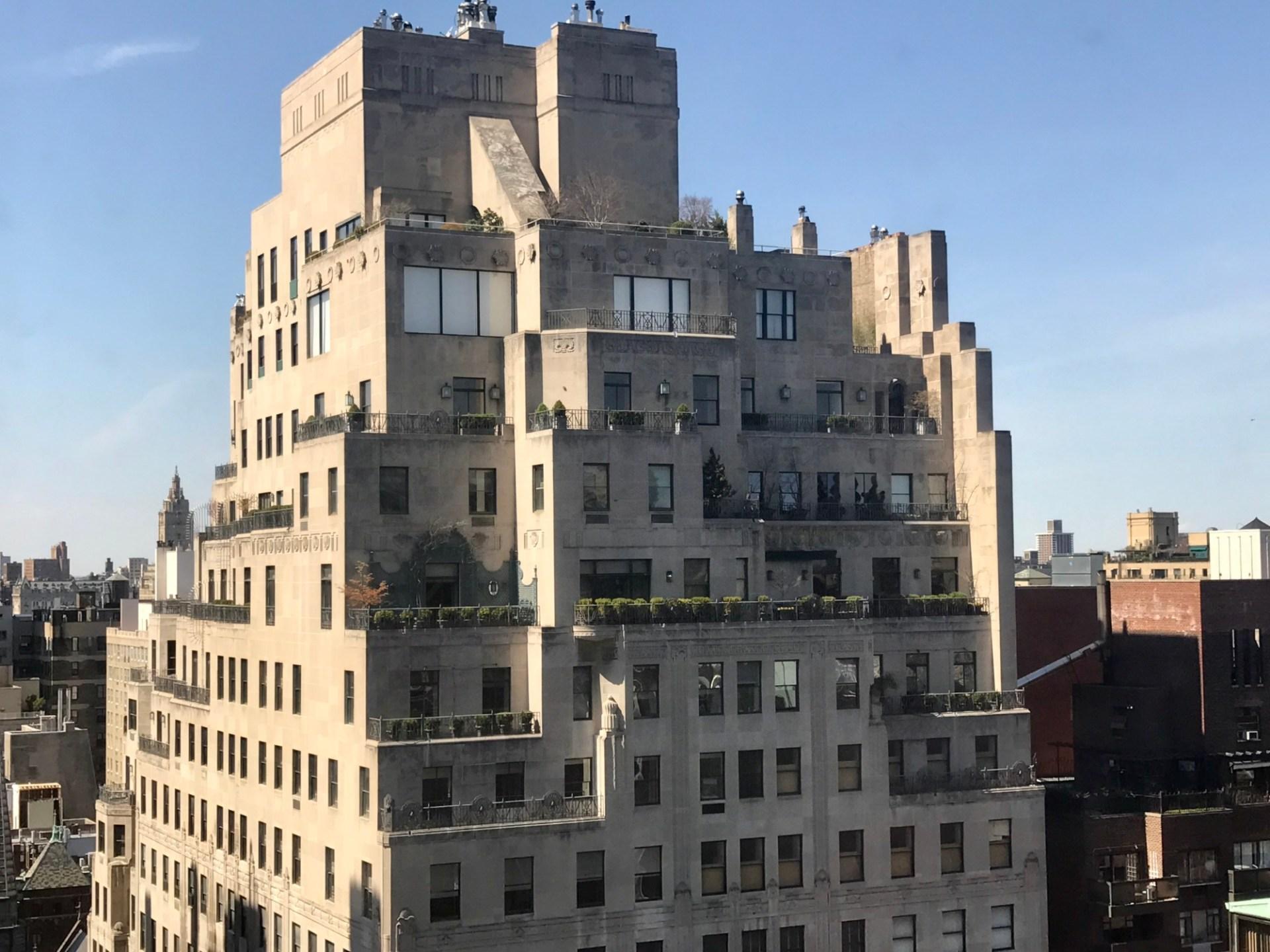 740 Park Avenue The Legend