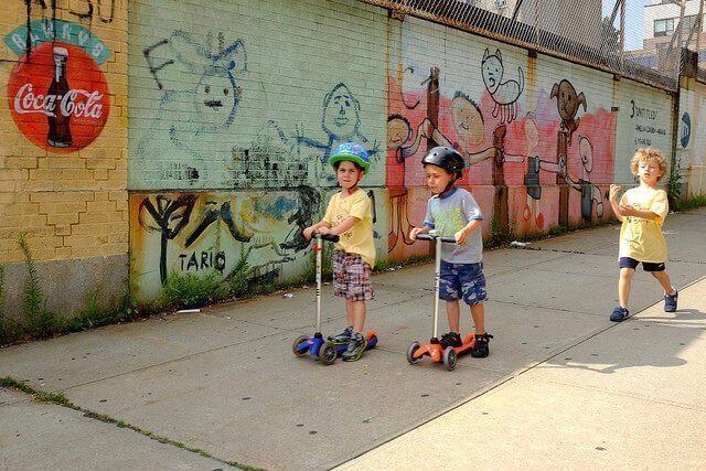 Kid Friendly Neighborhoods in New York City