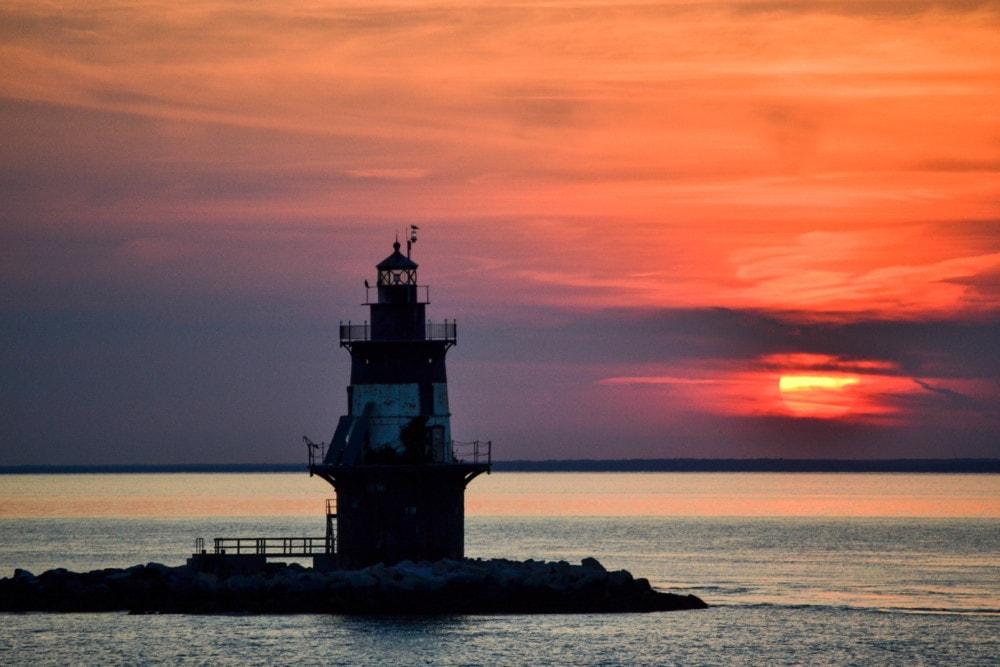 Orient Point NY light house