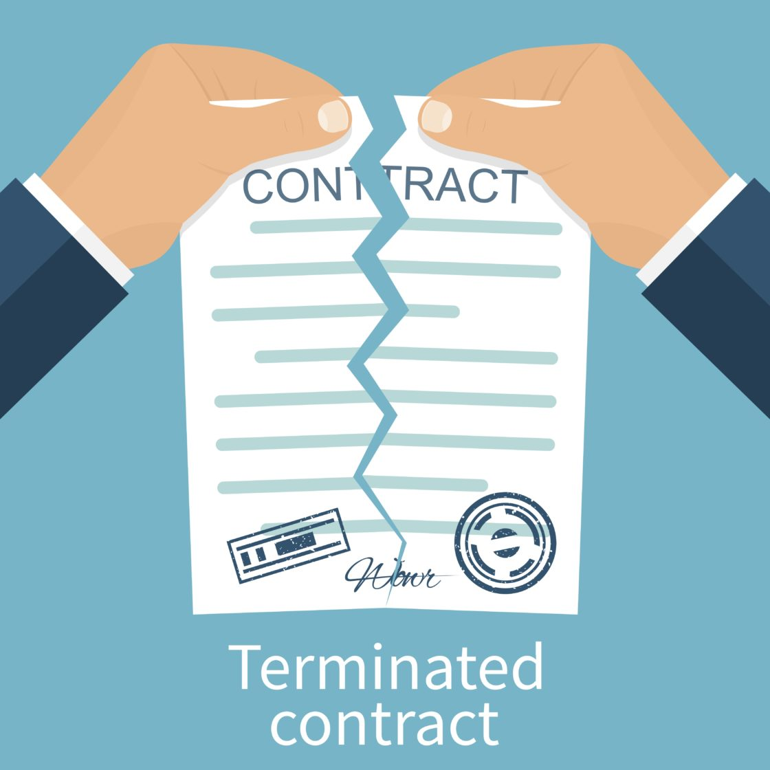 Terminating a Real Estate Listing Agreement
