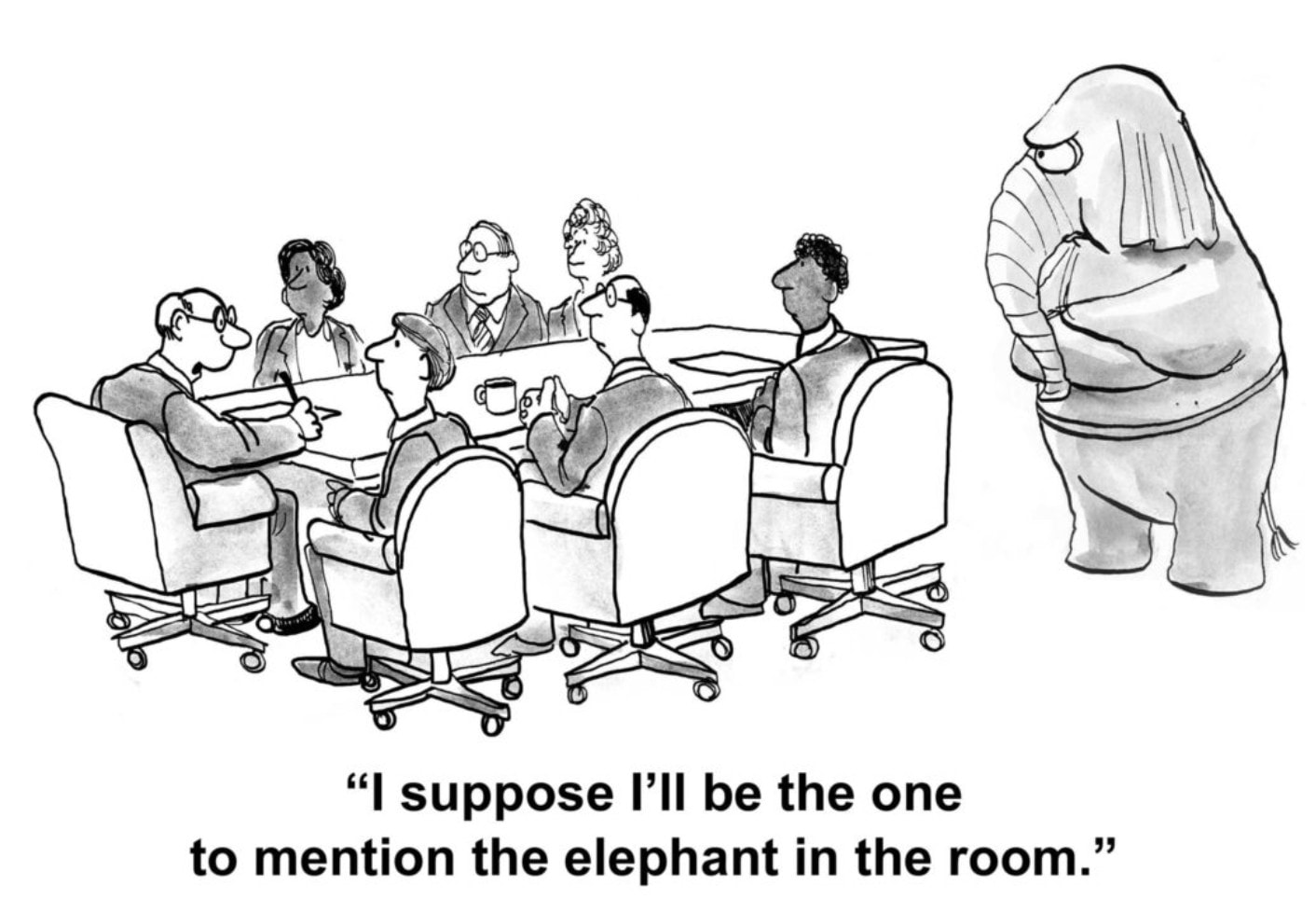 Dealing With a Difficult Disruptive Board Members