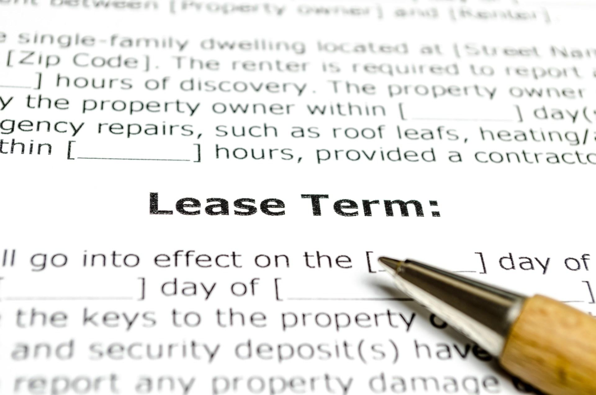 Rental Lease Agreements New York City