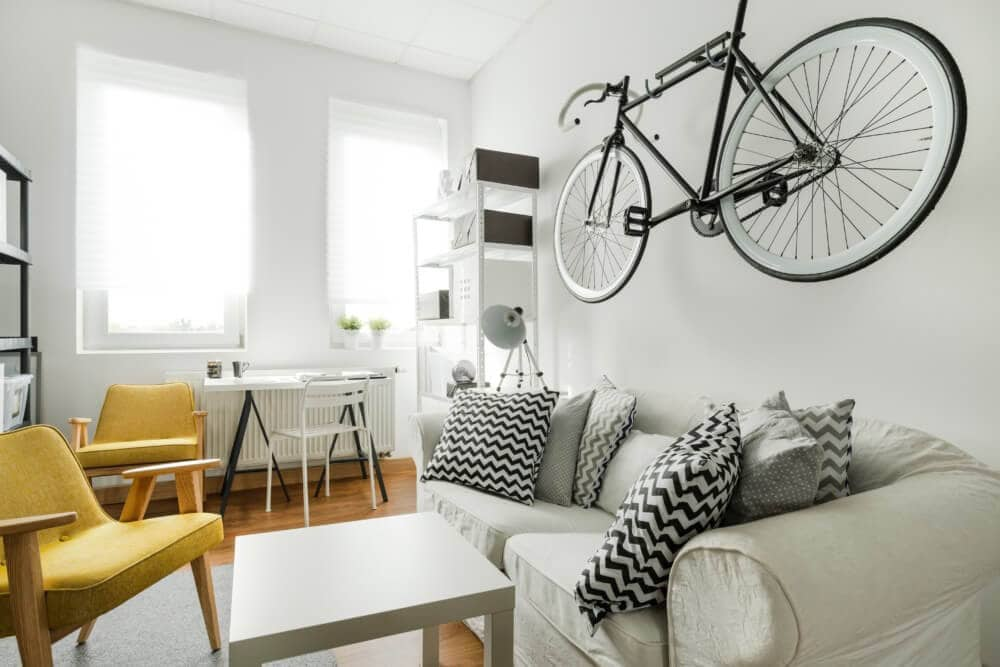 Studio Apartment Living in New York City