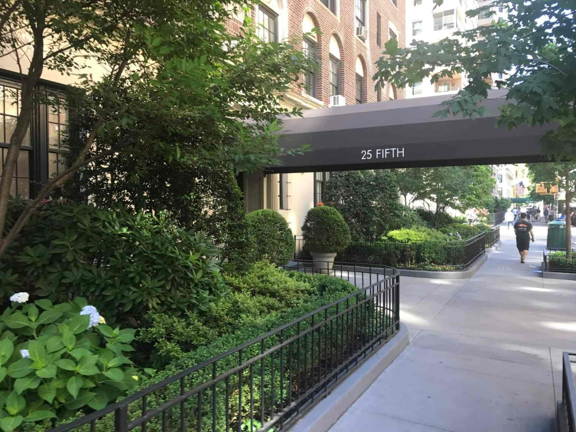 Living with Doormen in New York City