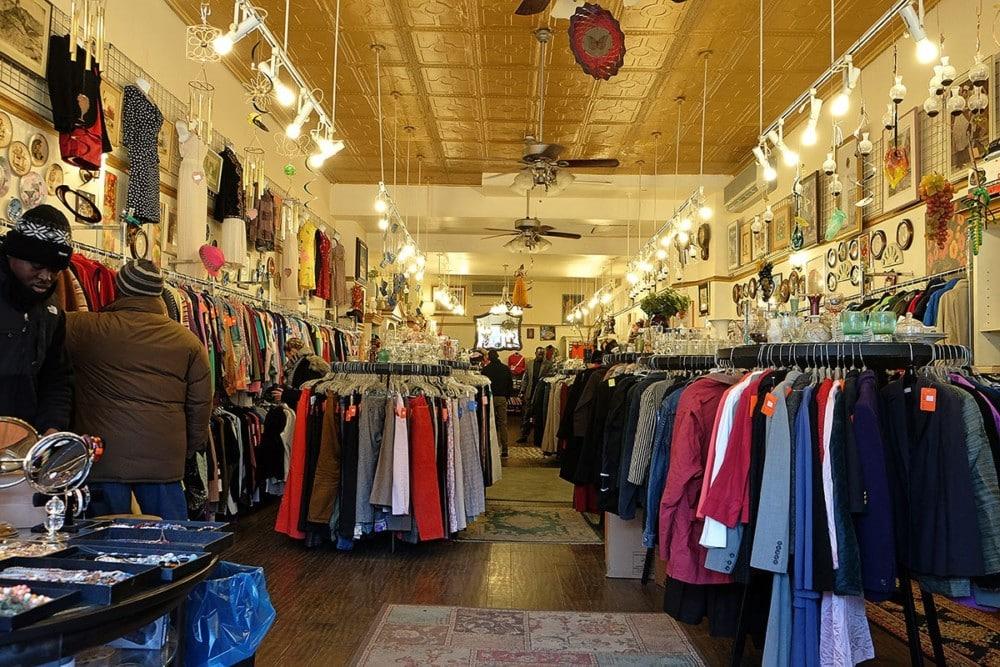 Best Thrift Stores in New York City