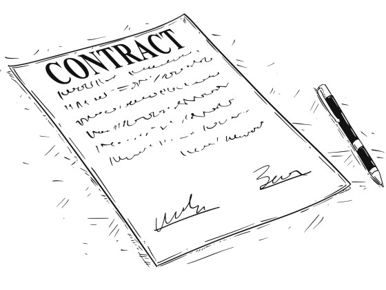 In Contract