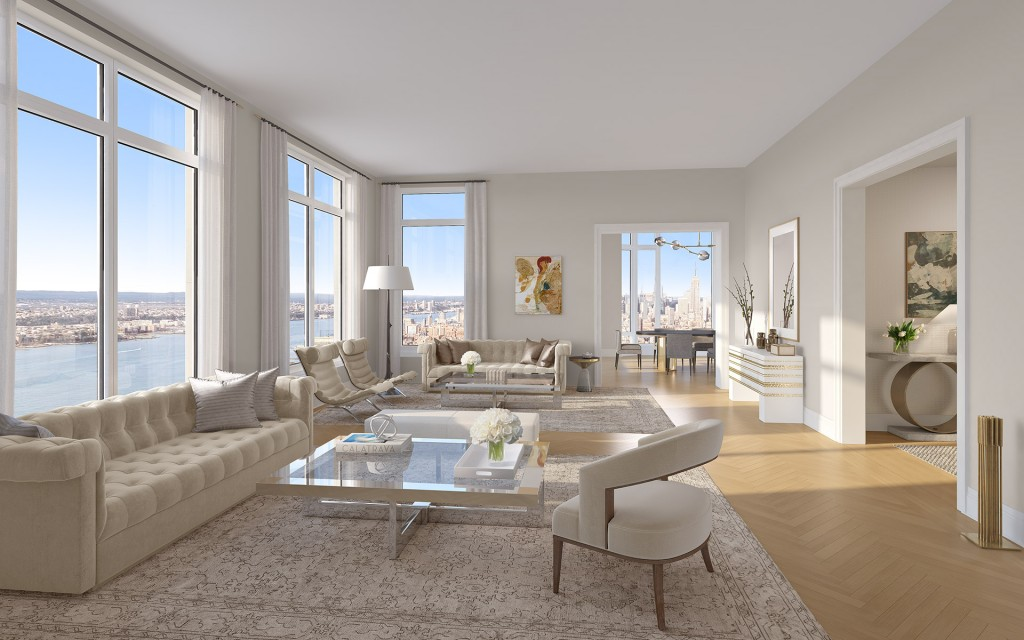 Four Seasons Residences at 30 Park Place
