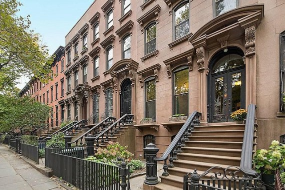 New york city townhouses for sale luxury townhouses for New york city brownstone for sale
