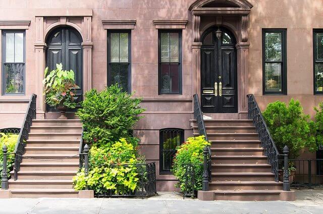 New York City Townhouses