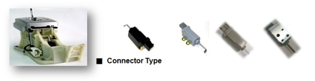 connector type solenoid