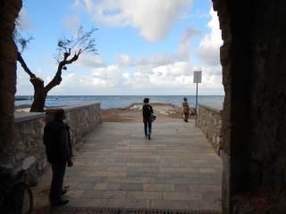 Trapani, Mura di Tramontana