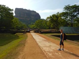 Sri Lanka Roccaforte di Sigiriya