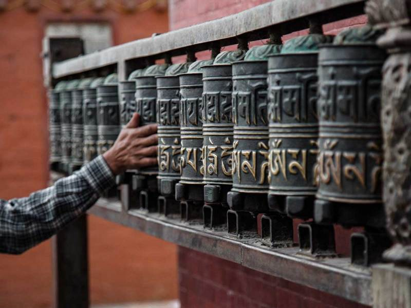 Viaggio in Nepal photo credits: Unsplash