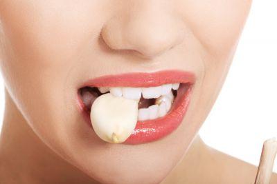 ajo herpes labial curación
