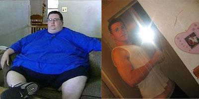 186 kilos depois...