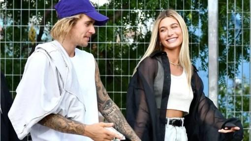 """La segunda boda de Justin y Hailey Bieber será una celebración de matrimonio """"muy religiosa"""", según el padre de la novia Stephen Baldwin.(Tomada de la red)"""