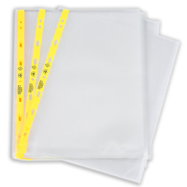 Elimstat (Letter Size) ESD Sheet Protectors