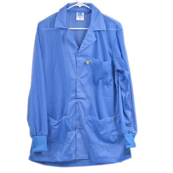 Buy Lightweight Esd Jackets Anti Static Protection