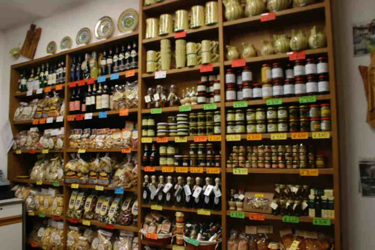 Grocery Store Items to Buy in Italy