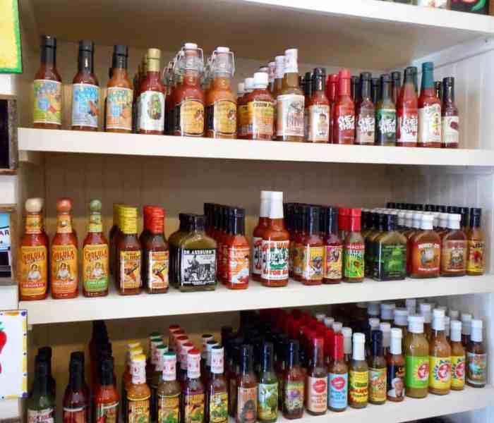 Hot Sauce Heaven