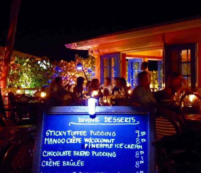 Cayman Islands Calypso Grill
