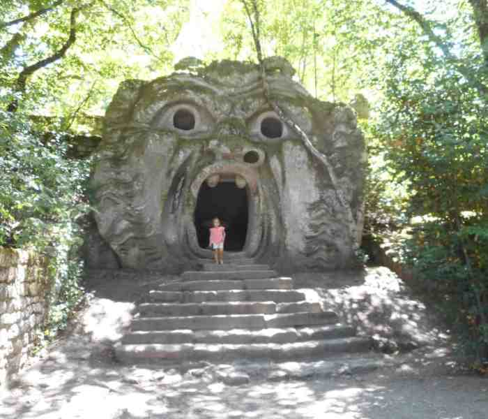 Scary Monsters (Bomarzo Monster Park)