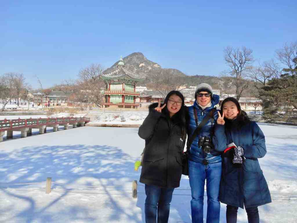 TravelFoodCool Seoul Searching