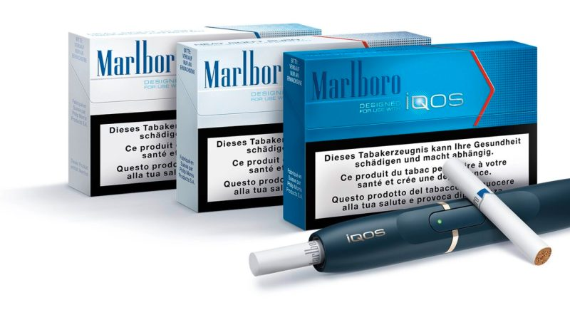 Resultado de imagen para iqos tabaco