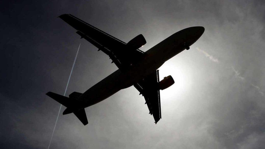 Un avión de la aerolínea Vueling.