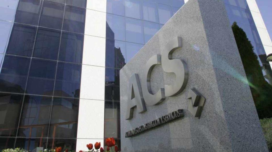 ACS eleva su beneficio un 7,4% gracias al tirón del negocio de construcción.