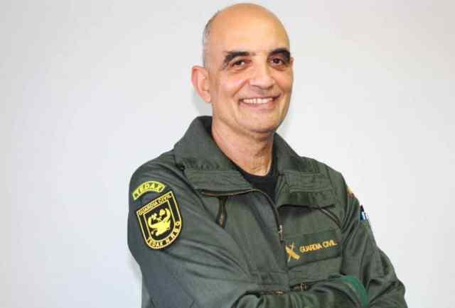 El Técnico en Desactivación de Artefactos Explosivos (TEDAX) Ángel Iglesias Gajate.